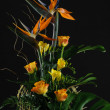 Blumiges bouquet — Stockfoto