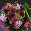 Blumiges bouquet — Stockfoto #6244654