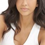 Beautiful Girl Young Hispanic Woman — Stock Photo #6319732
