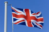 Union Flag — Stock Photo