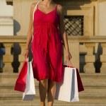 Einkaufen in der med — Stockfoto