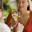 Romantic Drink — Stockfoto