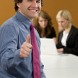 Thumbs Up — Stock Photo #6470146