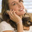 Thoughtful Phonecall - Stock Photo