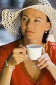 Cafe Culture — Stock Photo