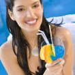 Royalty-Free Stock Photo: Latina Cocktail