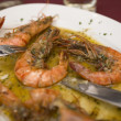 Stock Photo: King Prawns