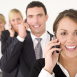 Business Communications — Stock Photo #6482801