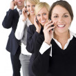 Business Communications - Foto Stock