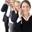 Business Communications - Stock Photo