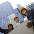 Executive Construction Team — Stock Photo #6482948