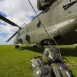 Stock Photo: Boeing CH-47 Chinook