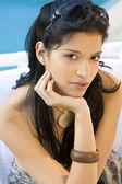 Hispanic Beauty — Stock Photo