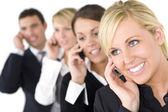 Business Communications — Stock Photo
