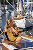 Maritime Music — Stock Photo