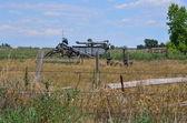 Tarım makinaları — Stok fotoğraf