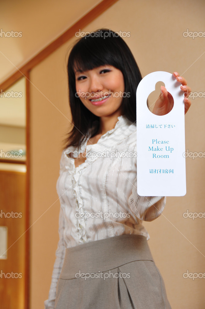 Useful to describe hotel stay — Stock Photo #6539309