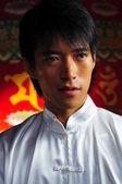 Asian chinese man — Stock Photo