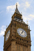Big Ben from below — Stock Photo