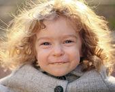Beautiful child — Stock Photo