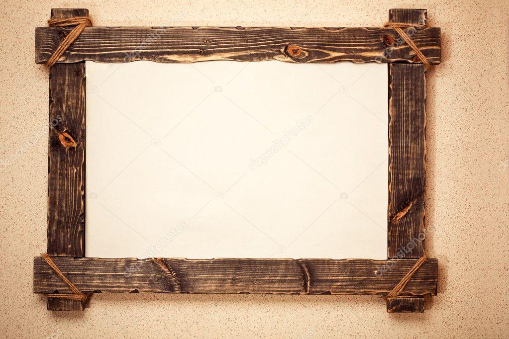 Объемная рамка из бумаги или картона своими руками