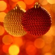 Christmas balls — Stock Photo #6270532