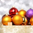 Christmas balls — Stock Photo #6270533