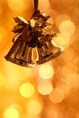 Christmas bells — Stock Photo