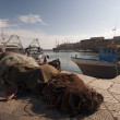 Port of Gallipoli — Foto Stock