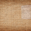 Rough fabric texture background - Stock Photo