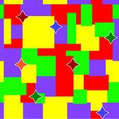 Seamless Rectangle — Stock Vector