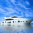Luxury Yacht — Stock Photo #6263457