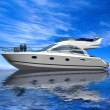 Royalty-Free Stock Photo: Luxury Yacht
