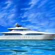 Luxury Yacht — Stock Photo #6267121