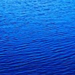 Sea water - texture, blue aqua — Stock Photo #6269463