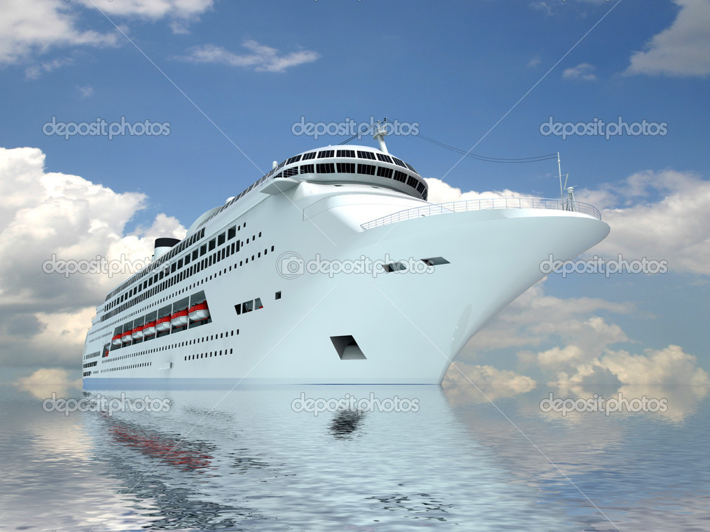 Luxury Yacht  — Stock Photo #6265547