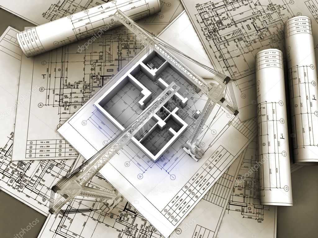 3d plan drawing stock photo archmanstocker 6269221 for 3d plan drawing