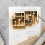 3D plan drawing — Stock Photo #6270033