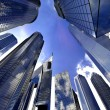 Corporate buildings in perspective — Stock Photo #6272635
