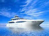Luxury Yacht — Stok fotoğraf