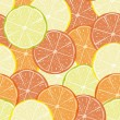 Royalty-Free Stock Vector Image: Citrus seamless