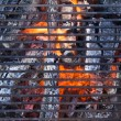 Barbecue grill — Stock Photo