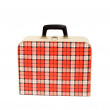 Old vintage suitcase — Stock Photo #6408811