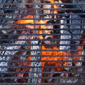 Barbecue grill — Stockfoto