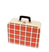 Stary sztuka walizka — Zdjęcie stockowe
