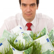 Stock Photo: Green business concept