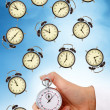 Foto de Stock  : Time management