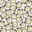 Alarm clock background background - Stock Photo