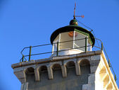 Close up of a lighthouse — Stock Photo