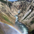 Yellowstone Canyon — Stock Photo